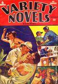 Variety Novels Magazine (1938 Ace Magazines) Pulp Vol. 1 #1