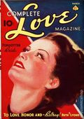 Complete Love Magazine (1938-1951 Periodical House) Pulp Vol. 1 #1