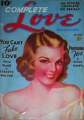 Complete Love Magazine (1938-1951 Periodical House) Pulp Vol. 2 #1
