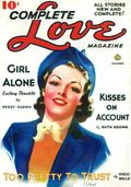 Complete Love Magazine (1938-1951 Periodical House) Pulp Vol. 2 #2