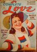 Complete Love Magazine (1938-1951 Periodical House) Pulp Vol. 4 #1