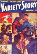 Variety Story Magazine (1938 Ace Magazines) Pulp Vol. 1 #1