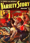 Variety Story Magazine (1938 Ace Magazines) Pulp Vol. 1 #2