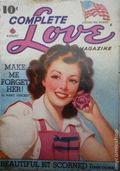 Complete Love Magazine (1938-1951 Periodical House) Pulp Vol. 9 #3