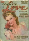 Complete Love Magazine (1938-1951 Periodical House) Pulp Vol. 10 #1