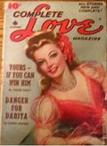 Complete Love Magazine (1938-1951 Periodical House) Pulp Vol. 10 #2