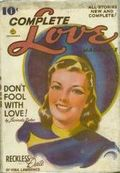 Complete Love Magazine (1938-1951 Periodical House) Pulp Vol. 12 #2