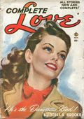 Complete Love Magazine (1938-1951 Periodical House) Pulp Vol. 19 #2