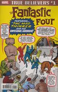 True Believers Fantastic Four Mad Thinker Droid (2018) 1