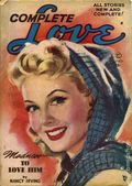 Complete Love Magazine (1938-1951 Periodical House) Pulp Vol. 20 #1