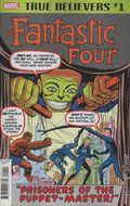 True Believers Fantastic Four Puppet Master (2018) 1
