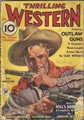 Thrilling Western (1934-1953 Standard) Pulp Vol. 2 #3