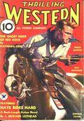 Thrilling Western (1934-1953 Standard) Pulp Vol. 3 #1