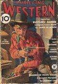 Thrilling Western (1934-1953 Standard) Pulp Vol. 3 #3