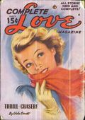 Complete Love Magazine (1938-1951 Periodical House) Pulp Vol. 22 #1