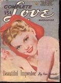 Complete Love Magazine (1938-1951 Periodical House) Pulp Vol. 22 #3