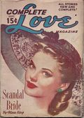 Complete Love Magazine (1938-1951 Periodical House) Pulp Vol. 23 #1