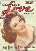 Complete Love Magazine (1938-1951 Periodical House) Pulp Vol. 23 #3