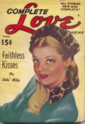 Complete Love Magazine (1938-1951 Periodical House) Pulp Vol. 24 #1
