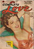 Complete Love Magazine (1938-1951 Periodical House) Pulp Vol. 25 #1