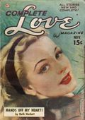 Complete Love Magazine (1938-1951 Periodical House) Pulp Vol. 25 #2