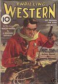 Thrilling Western (1934-1953 Standard) Pulp Vol. 4 #3