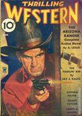 Thrilling Western (1934-1953 Standard) Pulp Vol. 5 #3