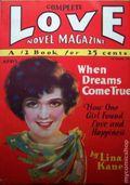 Complete Love Novel Magazine (1930 Novel Magazine Corp.) Pulp Vol. 1 #2