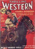 Thrilling Western (1934-1953 Standard) Pulp Vol. 7 #2