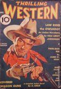 Thrilling Western (1934-1953 Standard) Pulp Vol. 7 #3