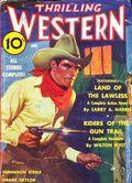 Thrilling Western (1934-1953 Standard) Pulp Vol. 8 #1