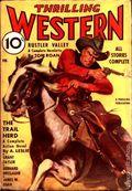 Thrilling Western (1934-1953 Standard) Pulp Vol. 8 #2