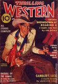 Thrilling Western (1934-1953 Standard) Pulp Vol. 9 #1