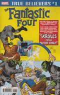 True Believers Fantastic Four Skrulls (2018) 1