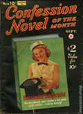 Confession Novel of the Month (1940-1941 Frank A. Munsey Company) Pulp Vol. 1 #3