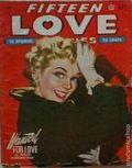 Fifteen Love Stories (1949-1955 Fictioneers) Pulp Vol. 8 #2