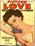 Fifteen Love Stories (1949-1955 Fictioneers) Pulp Vol. 8 #4
