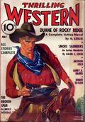 Thrilling Western (1934-1953 Standard) Pulp Vol. 9 #2