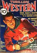Thrilling Western (1934-1953 Standard) Pulp Vol. 11 #2