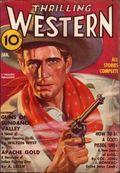 Thrilling Western (1934-1953 Standard) Pulp Vol. 12 #1