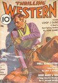 Thrilling Western (1934-1953 Standard) Pulp Vol. 12 #2