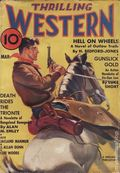 Thrilling Western (1934-1953 Standard) Pulp Vol. 12 #3