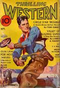 Thrilling Western (1934-1953 Standard) Pulp Vol. 14 #3