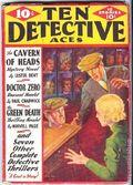 Ten Detective Aces (1933-1949 Ace Magazines) Pulp Vol. 12 #2