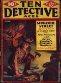Ten Detective Aces (1933-1949 Ace Magazines) Pulp Vol. 12 #3