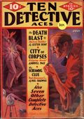 Ten Detective Aces (1933-1949 Ace Magazines) Pulp Vol. 12 #4