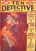 Ten Detective Aces (1933-1949 Ace Magazines) Pulp Vol. 13 #1