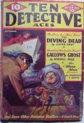 Ten Detective Aces (1933-1949 Ace Magazines) Pulp Vol. 13 #2
