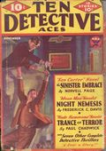 Ten Detective Aces (1933-1949 Ace Magazines) Pulp Vol. 13 #4