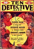 Ten Detective Aces (1933-1949 Ace Magazines) Pulp Vol. 19 #1